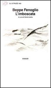 L' imboscata - Beppe Fenoglio - copertina