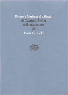 Radiospeed.it Romeo e Giulietta al villaggio Image