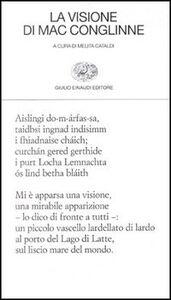 Libro La visione di Mac Conglinne
