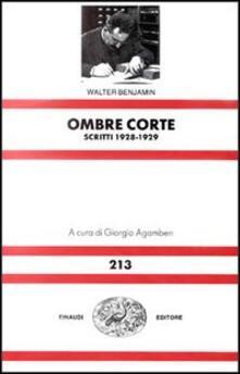 Winniearcher.com Ombre corte. Scritti (1928-1929) Image
