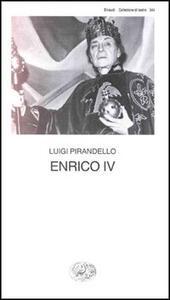 Enrico IV - Luigi Pirandello - copertina