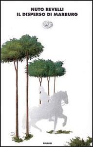 Il disperso di Marburg - Nuto Revelli - copertina