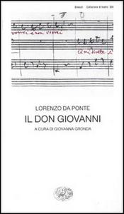Libro Il don Giovanni Lorenzo Da Ponte