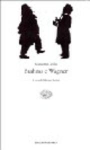 Brahms e Wagner - Massimo Mila - copertina