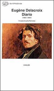 Diario 1822-1863 - Eugène Delacroix - copertina