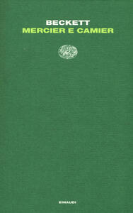 Mercier e Camier - Samuel Beckett - copertina