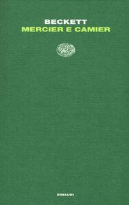 Libro Mercier e Camier Samuel Beckett