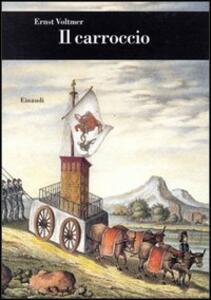 Il carroccio - Ernst Voltmer - copertina