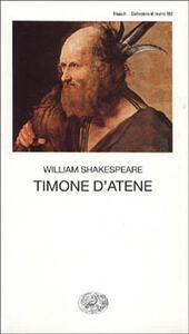 Timone d'Atene - William Shakespeare - copertina