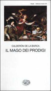 Libro Il mago dei prodigi Pedro Calderón de la Barca