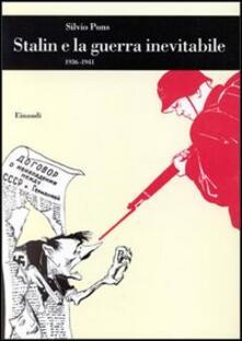 Partyperilperu.it Stalin e la guerra inevitabile (1936-1941) Image