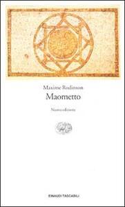 Maometto - Maxime Rodinson - copertina