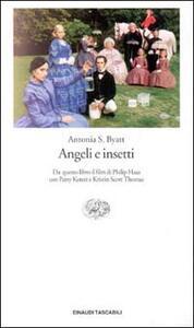 Angeli e insetti - Antonia Susan Byatt - copertina