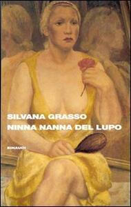 Ninna nanna del lupo - Silvana Grasso - copertina