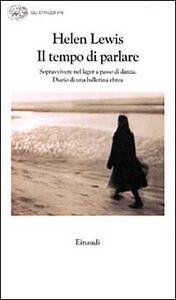 Un tempo per parlare - Helen Lewis - copertina