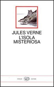L' isola misteriosa - Jules Verne - copertina