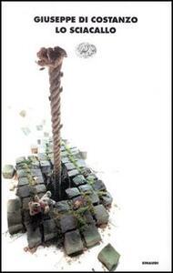 Lo sciacallo - Giuseppe Di Costanzo - copertina