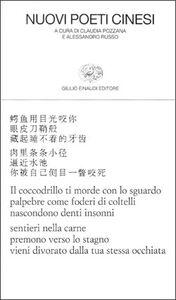 Libro Nuovi poeti cinesi