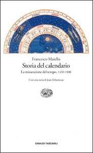 Storia del calendario (1450-1800). La misurazione del tempo