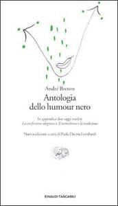 Antologia dello humor nero - André Breton - copertina