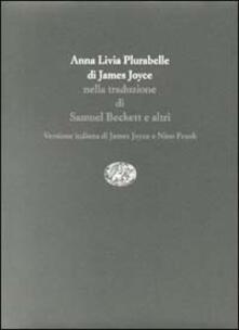 Anna Livia Plurabelle - James Joyce - copertina