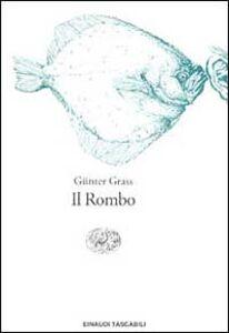 Libro Il rombo Günter Grass