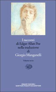 Foto Cover di Racconti (1844-1849), Libro di Edgar A. Poe, edito da Einaudi