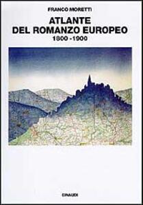 Atlante del romanzo europeo (1800-1900)