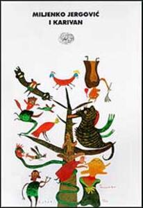 I Karivan - Miljenko Jergovic - copertina