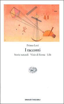 Nicocaradonna.it I racconti: Storie naturali-Vizio di forma-Lilit Image