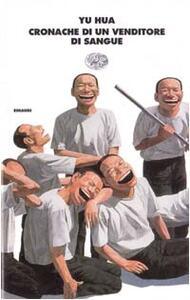 Cronache di un venditore di sangue - Hua Yu - copertina