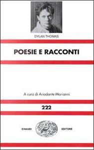 Poesie e prose - Dylan Thomas - copertina