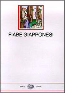 Foto Cover di Fiabe giapponesi, Libro di  edito da Einaudi