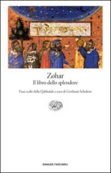 Parcoarenas.it Zohar. Il libro dello splendore Image