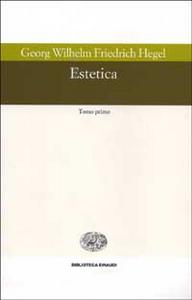 Libro Estetica Friedrich Hegel