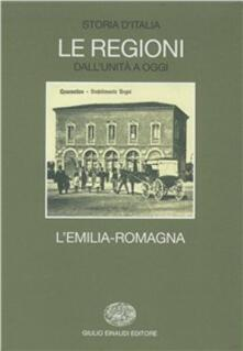 Lpgcsostenible.es Storia d'Italia. Le regioni dall'Unità ad oggi. Vol. 13: L'Emilia Romagna. Image