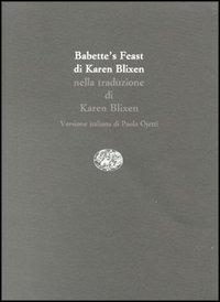 Babette's feast-Babette's gaestebud-Il pranzo di Babette - Blixen Karen - wuz.it