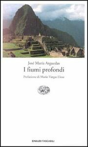I fiumi profondi - José M. Arguedas - copertina