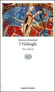 I Vichinghi - Johannes Brondsted - copertina
