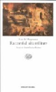 Racconti di vita militare - Guy de Maupassant - copertina