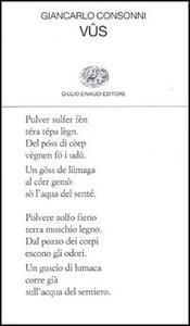 Vus - Giancarlo Consonni - copertina