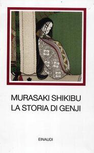 Libro La storia di Genji Shikibu Murasaki