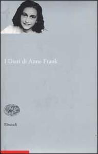 I Diari di Anne Frank - Anne Frank - copertina