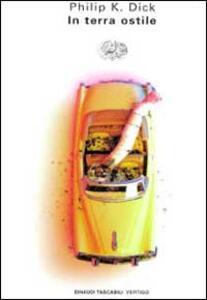 In terra ostile - Philip K. Dick - copertina