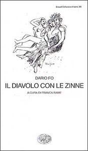 Libro Il diavolo con le zinne Dario Fo