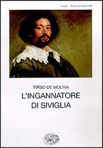 L' ingannatore di Siviglia - Tirso de Molina - copertina