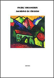 Sandro di Cegem - Fazil' Iskander - copertina