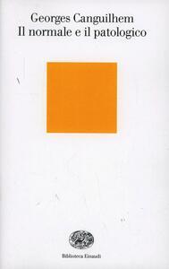 Il normale e il patologico - Georges Canguilhem - copertina