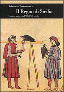 Il regno di Sicilia. Uomo e natura dall'XI al XIII secolo - Salvatore Tramontana - copertina