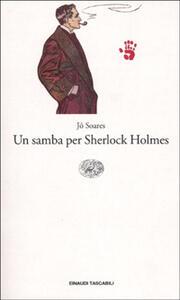 Un samba per Sherlock Holmes - Jô Soares - copertina